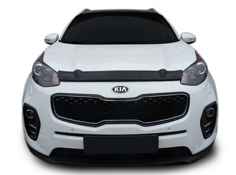 KIA SPORTAGE 2016-UP HOOD DEFLECTOR