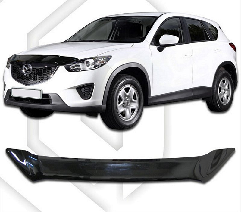 MAZDA CX-5 2012-UP HOOD DEFLECTOR