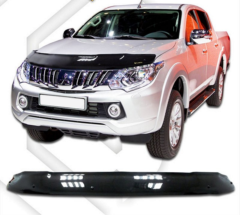 MITSUBISHI L200 2015-UP HOOD DEFLECTOR