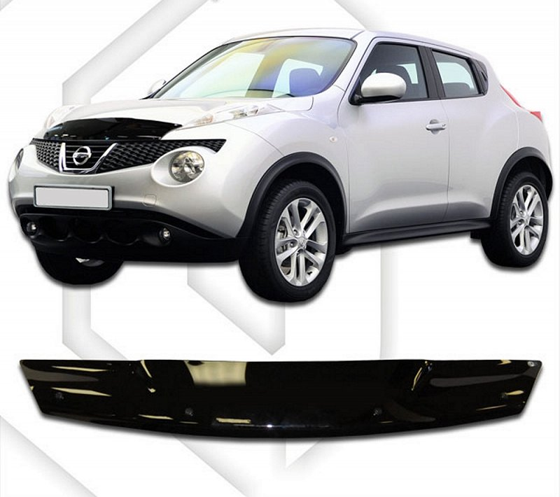 NISSAN JUKE 2011-UP HOOD DEFLECTOR