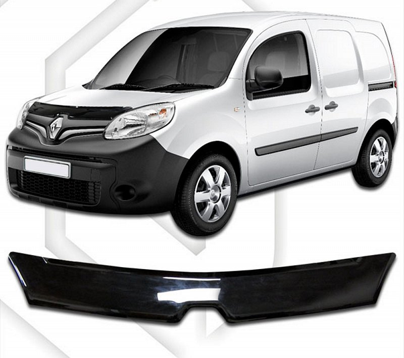 RENAULT KANGOO 2014-UP HOOD DEFLECTOR