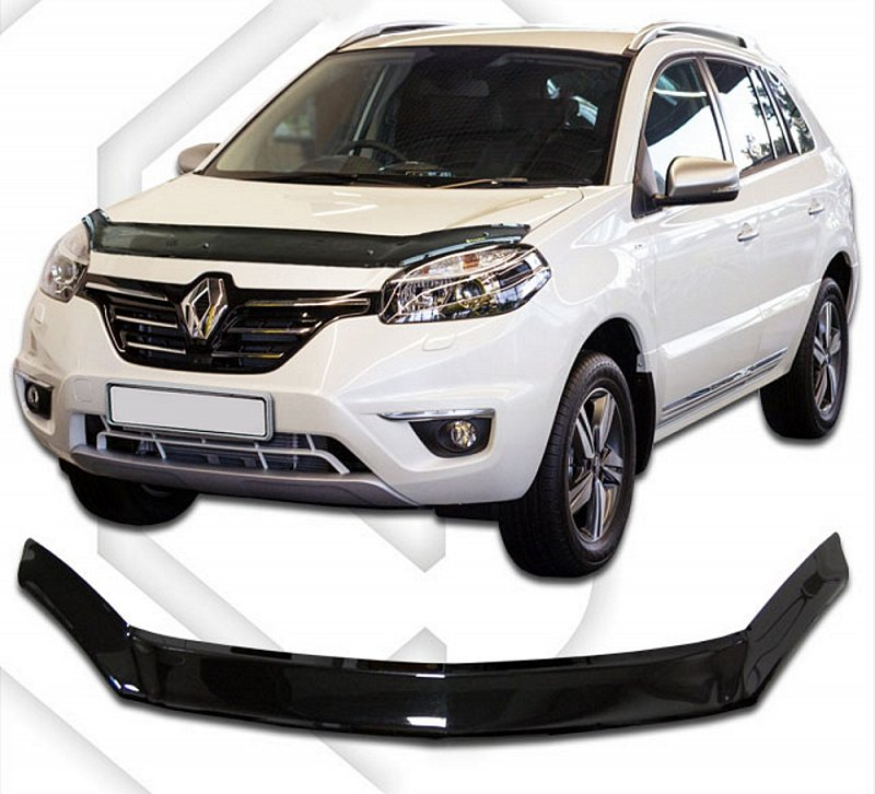 RENAULT KOLEOS 2013-UP HOOD DEFLECTOR