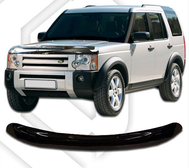 LAND ROVER DISCOVERY 3 2004-2008 HOOD DEFLECTOR