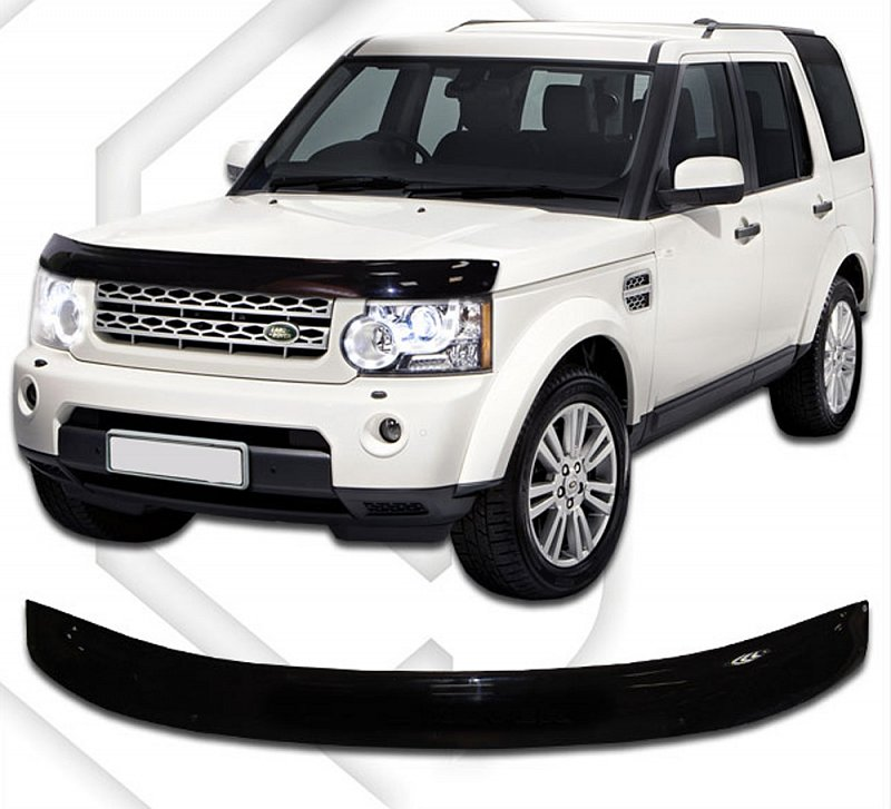 LAND ROVER DISCOVERY 4 2010-UP HOOD DEFLECTOR
