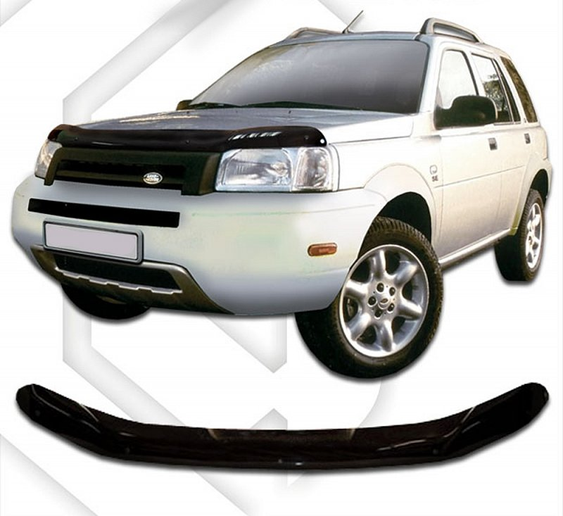 LAND ROVER FREELANDER I 1998-2008 HOOD DEFLECTOR
