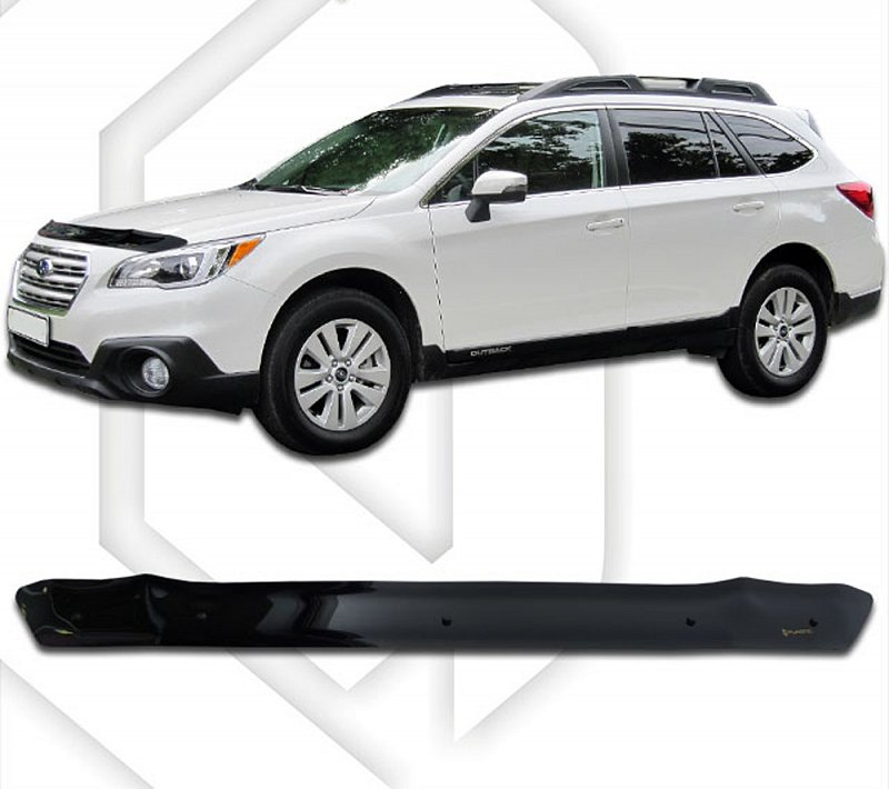 SUBARU OUTBACK 2015-UP HOOD DEFLECTOR