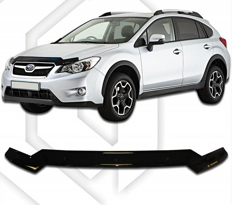 SUBARU XV 2012-UP HOOD DEFLECTOR