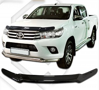 TOYOTA HILUX 2012-UP HOOD DEFLECTOR