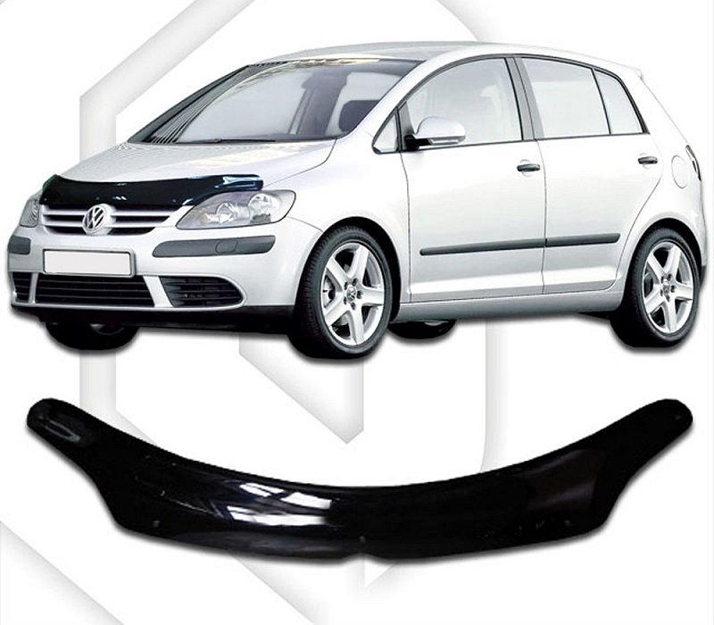 VOLKSWAGEN GOLF PLUS 2005-2009 HOOD DEFLECTOR