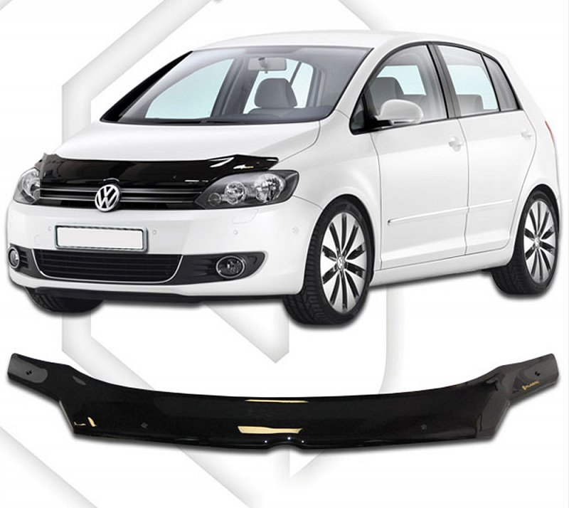 VOLKSWAGEN GOLF PLUS FACELIFT 2009-2014 HOOD DEFLECTOR