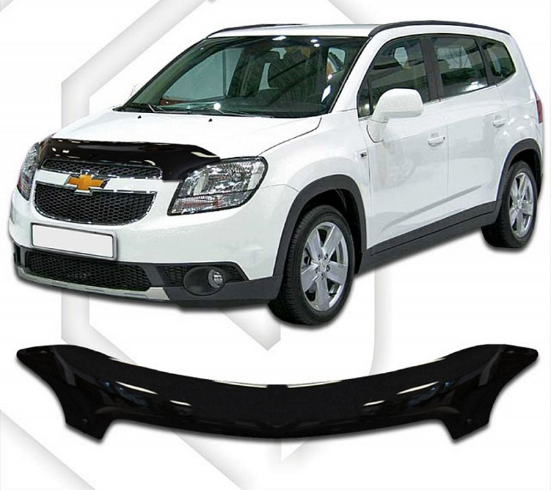 CHEVROLET ORLANDO 2011-UP HOOD DEFLECTOR