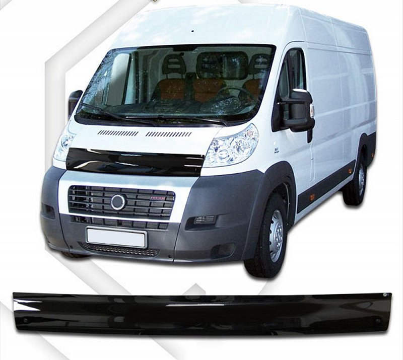 CITROEN JUMPER 2006-2013 HOOD DEFLECTOR