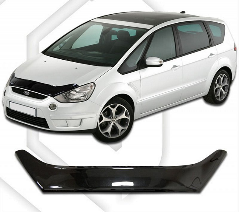 FORD GALAXY 2006-2010 HOOD DEFLECTOR