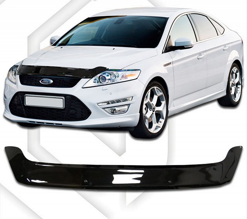 FORD MONDEO FACELIFT 2010-2014 HOOD DEFLECTOR
