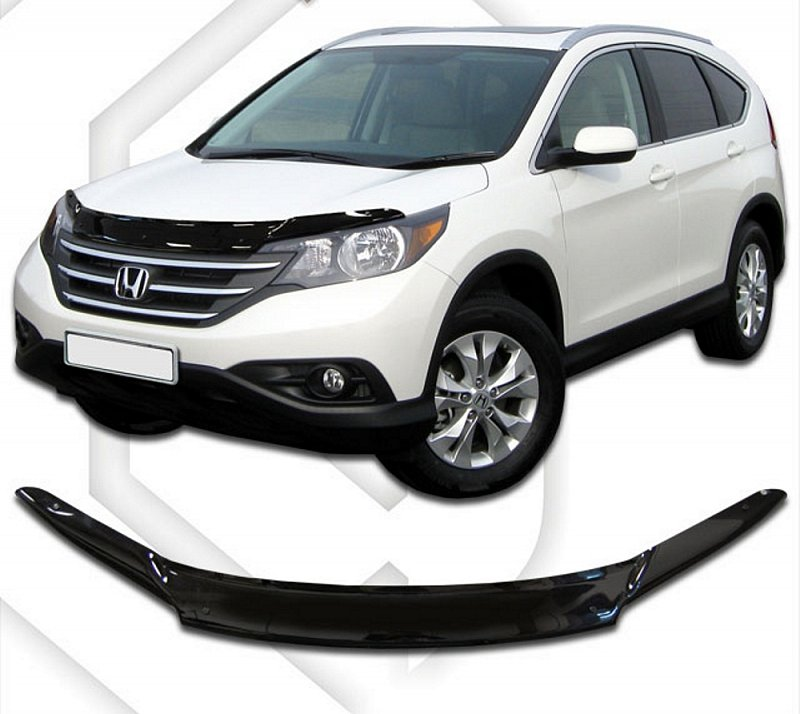 HONDA CR-V 2012-UP HOOD DEFLECTOR