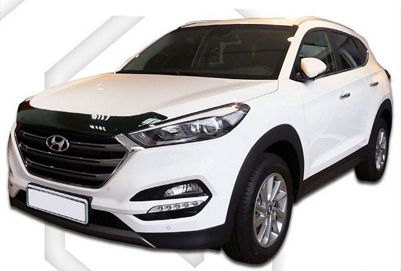 HYUNDAI TUCSON 2015-UP HOOD DEFLECTOR