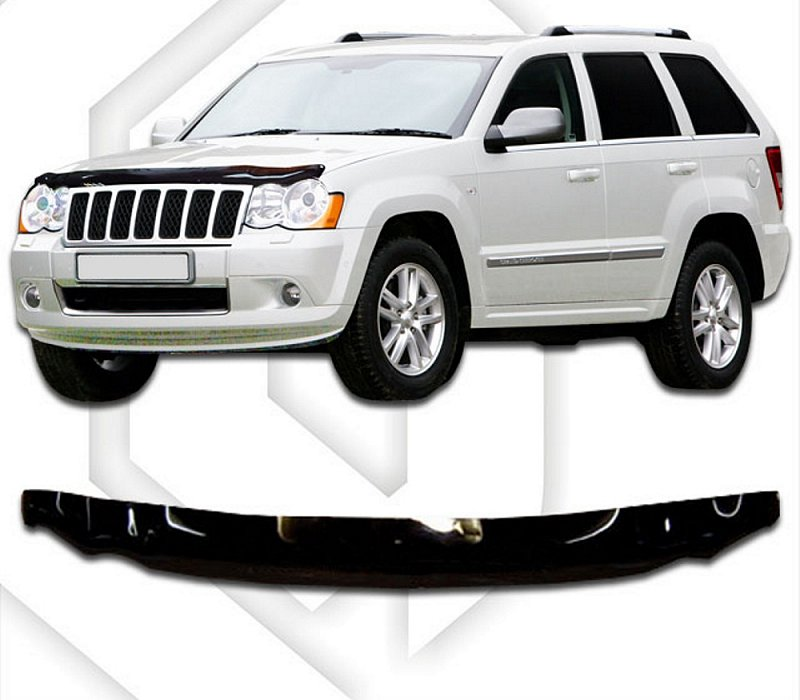 JEEP GRAND CHEROKEE 2005-2010 HOOD DEFLECTOR