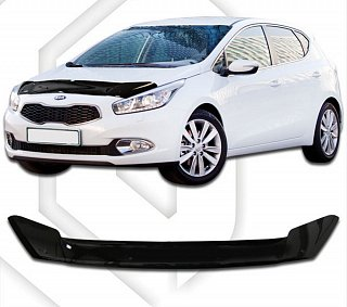 KIA CEED 2012-UP HOOD DEFLECTOR